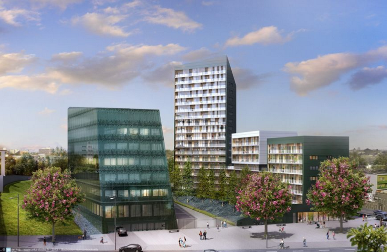 Lille ekla life figep for Revente immobilier neuf